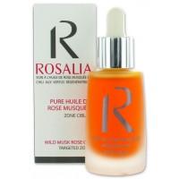 Huile Rose Musquée Bio 30 ml - Rosalia