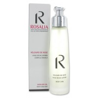Rosalia Velours de Rose 100 ml Bio - Rosalia