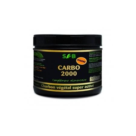 CARBO 2000 - poudre 100 gr - Sfb