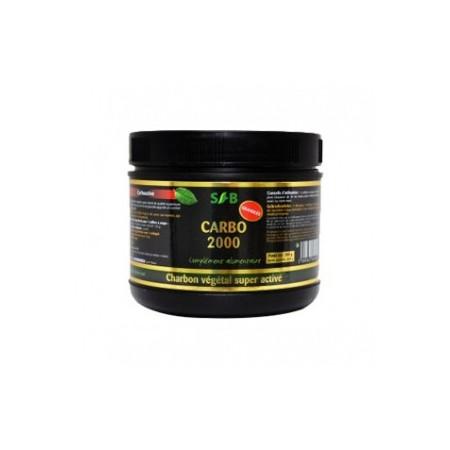 CARBO 2000 - granulés 200 gr - Sfb