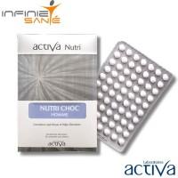 Nutri Choc Homme & Femme - ACTIVA Laboratoires