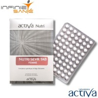 Nutri Sevr Tab Homme & Femme - ACTIVA Laboratoires