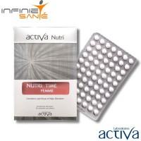 Nutri Time Lag Homme & Femme - ACTIVA Laboratoires
