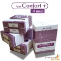 PACK CONFORT PLUS- 4 mois Nutrilab - Nutri Endo 1 Nutri Endo 2 -endométriose