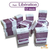 PACK 12 mois Nutri Endo 2 - pack LIBERATION