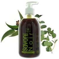 Noir Eucalyptus Savon Douche Bio - Naturado