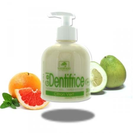 Citron Dentifrice Gel Bio - Naturado