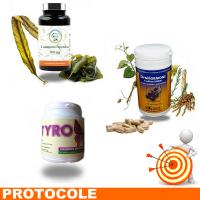 THYROÏDE 1 Protocole de traitement