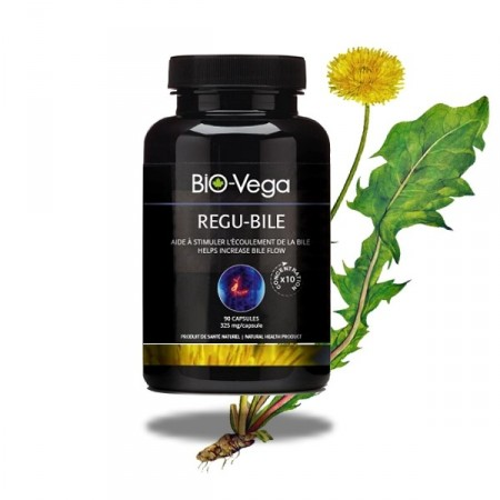 REGU-BILE - BIO-Vega - Vésicule biliaire