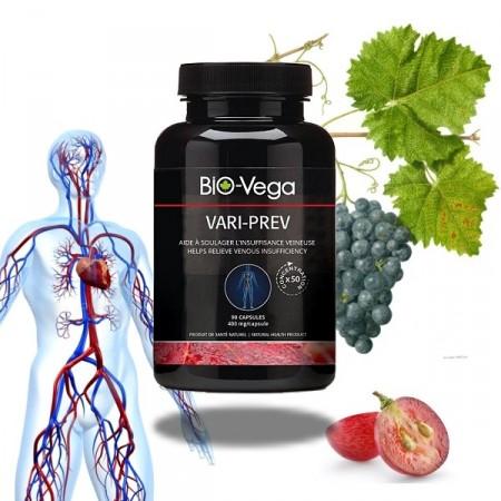 VARI-PREV - BIO-Vega - insuffisance veineuse