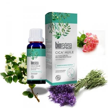 CICA'HUILE- Bioregena régénère votre peau
