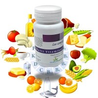 MULTI VITAMINES MINEARAUX- Easynutrition