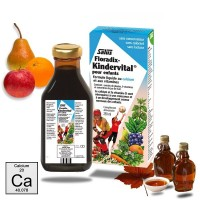 FLORADIX KINDERVITAL Multivitamines + Calcium - Salus