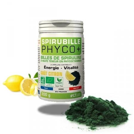 SPIRUBILLE PHYCO+ LT laboratoire 200 g