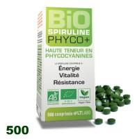 SPIRULINE BIO PHYCO+ 500 comp. LT laboratoire