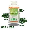SPIRULINE BIO PHYCO+ 1000 comp. LT laboratoire