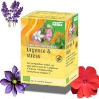 URGENCE & STRESS Tisane - Salus - Fleurs de Bach