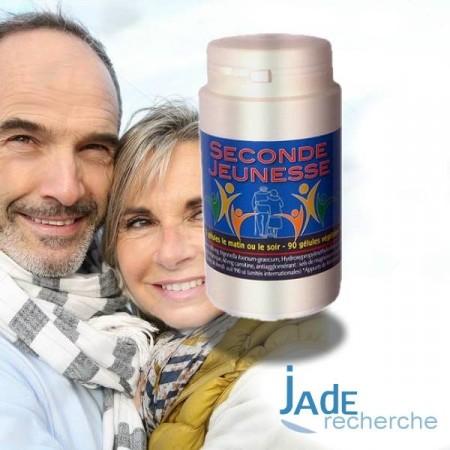 SECONDE JEUNESSE Dynamiser vos hormones - Jade Recherche