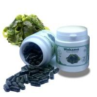 WAKAMÉ 60 gélules - sachet - Algue Wakamé en gélules végétales