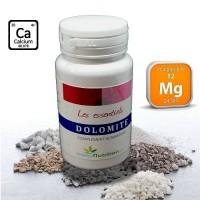 DOLOMITE - 60 gélules- Magnésium et système nerveux Easynutrition