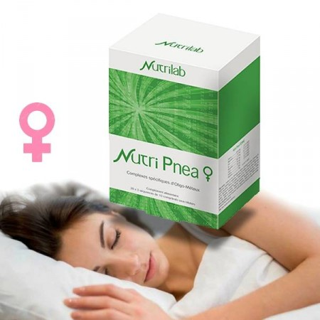 Nutri PNEA - Apnée du Sommeil chez la Femme NUTRILAB