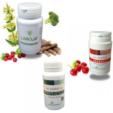 HEBA Prevent-Protect Pack Confort digestif