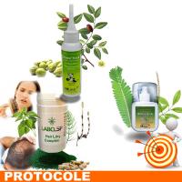 CHEVEUX 3 Protocole de traitement