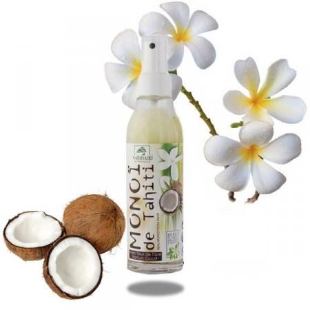 Monoï véritable pur Parfum Coco - Naturado