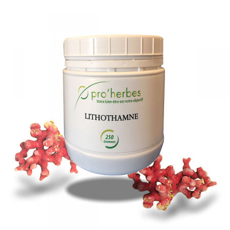 LITHOTHAMNE - ProHerbes 250g poudre
