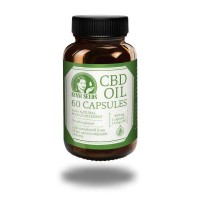 CAPSULES huile de CBD - 15mg - 60cap - Sensi Seeds