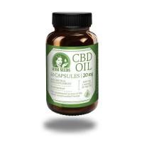 CAPSULES huile de CBD - 20mg - 60cap - Sensi Seeds