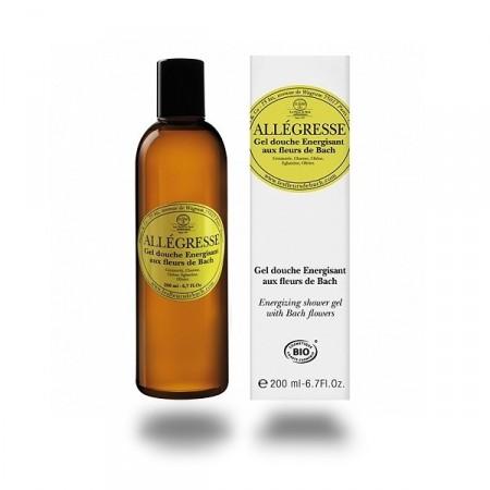 GEL DOUCHE ÉNERGISANT ALLÉGRESSE - Elixirs and Co