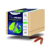 PUR MEMO - Ginkgo biloba- 14 Amp. - Phyto-Actif