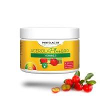 ACEROLA bio 1000 Pot familial - Phyto-Actif