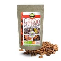 CACAO CRU en poudre bio épicé- 190g - Ecoidées