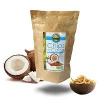CHIPS DE COCO bio 90g - Ecoidées