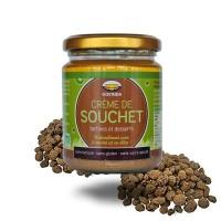 CRÈME DE SOUCHET Bio - 250 g - Ecoidées