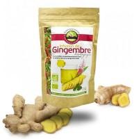 INFUSION sucre de COCO- GINGEMBRE- 150g - Ecoidées