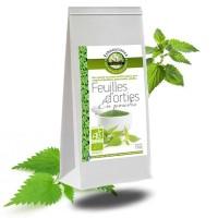 ORTIES - feuilles en poudre Bio 150g - Ecoidées