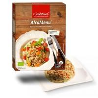ALCAMENU - 400g - repas de quinoa, millet, légumes - Jentschura