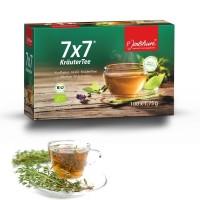 TISANE 7x7 aux 49 plantes -100 sachets - Jentschura