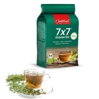 TISANE 7x7 aux 49 plantes - vrac - 100g - Jentschura