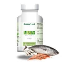 OMEGAPLEX-3 - Apport majeur d'omega 3 - Effiplex Dr. Schmitz