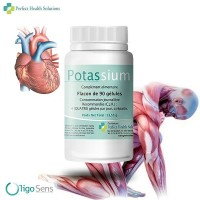 POTASSIUM - Régulateur cardiaque Muscles - Perfect Health Solutions