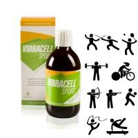 Vibracell - 300 ml - Multivitaminé - Énergie et Vitalité -