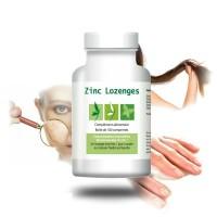 ZINCLOZENGES - Peau, Cheveux, Ongles - Effiplex - Dr Schmitz