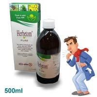 HERBETOM 2 PM Pulm 500ml - Herbetom - Bioserum