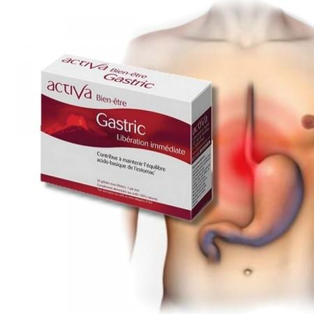 GASTRIC Bien-Être ACTIVA - Pour apaiser la sphère gastrique