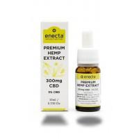 HUILE 3% CBD Premium Hemp Extract - 300mg - 10ml Enecta