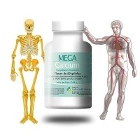 MEGA CALCIUM - coagulation sanguine Calcium Perfect Health Solutions
